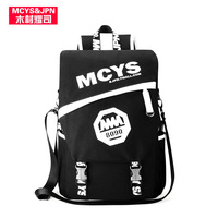 2013 new fashion big brand backpack men and women bags casual sports travel bag backpacks