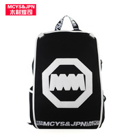 Backpack 2013 new fashion women travel bag big brand sports bag free shipping female male canvas school bag preppy style