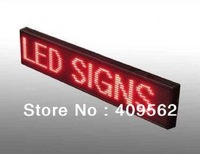 "P10 LED Moving Sign 96*16 Pixel,Control card type F70-D00,39.37"" * 7.87"", difference color we provide difference best price!"