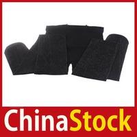 super fashionable [ChinaStock] Black Women Elastic Transparent Tights Pants Stocking wholesale Limited Sales!