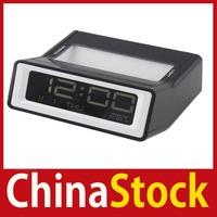 [ChinaStock] New Fashionable Mini LED Digital Light Snooze Alarm Clock Temperature Display #3 wholesale