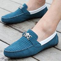 Leather shoes Matte leather men's shoes