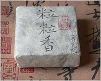 Yunnan Ancient Tree Pu-erh(puer) tea By Gu Zu Qin 2011*Li Li Xiang Lao Cha Tou*ripe brick*200g