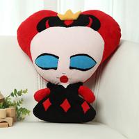 Diy plush toy fabric peach red queen 2004 cartoon doll handmade fabric material diy kit