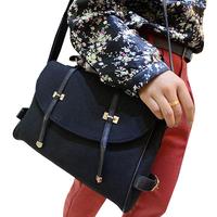 New arrive PU Leather Messenger bag in tote Fashion Retro Women's Handbag Motorcycle Pull Bag Cross-body Handbag Free Shipping