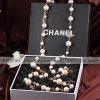 Tassel necklace long design multi-layer all-match gualian fashion vintage