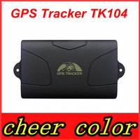 Latest Live Real Time sos service gps tracker TK104 long life battery gps tracker TK 104