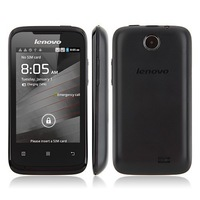 "Lenovo A269 3.5"" Smartphone MTK6572W Dual Core Android 2.3 Dual SIM Cards SG WCDMA Phone Support Russian Polish Spanish"