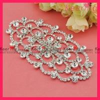 Wholesale New Arrival Free Shipping Welding Rhinestone Applique Embellishment WRE-040
