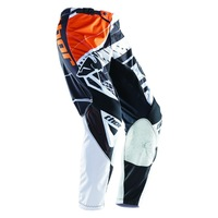 Thor  Phase Swipe  DH MTB  Motorcycle Dirt Bike,Motorcycle,Motorbike,Cycling Motocross Racing  Oxford Sports Pants  Orange