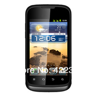 Orginal Unlocked ZTE V790 3G Smart phone Android 2.3 Dual SIM 1GHz CPU RAM 256MB ROM 512MB built-in GPS WIFI Free shipping