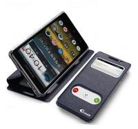 P780 S View Flip Cover Case For Lenovo P780  Leather Case , 1pcs on sales