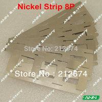 0.15*7mm forming nickel tape high quality  nickel strip 18650 8P nickel strip