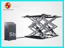 Scissor hydraulic car lift  WSU3000(China (Mainland))