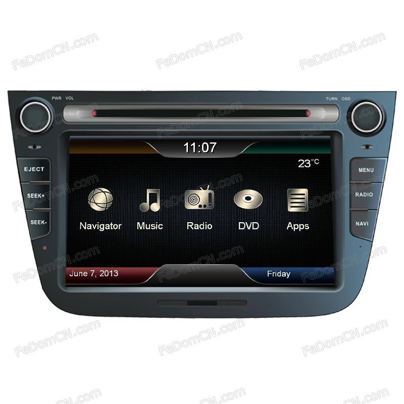 Car DVD Player GPS Radio systems for Kia Sorento 2012(China (Mainland))