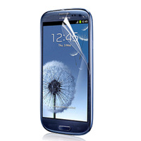 For samsung   i9300 film s3 hd film scrub diamond film i9308 mobile phone screen protector film