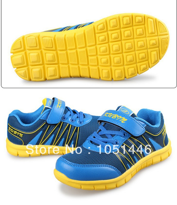 2013 newest sports shoes mesh cloth boys / children casual shoes / hiking shoes / free shipping(China (Mainland))
