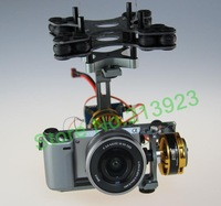 DYS Brushless 2 Axis Gimbal Kit + 4108 Brushless Motor + Controller For Sony NEX ILDC Camera Photography FPV