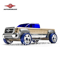 Automoblox Beech Wooden Assembled Car Toys T900 Large Texas Wild 985008
