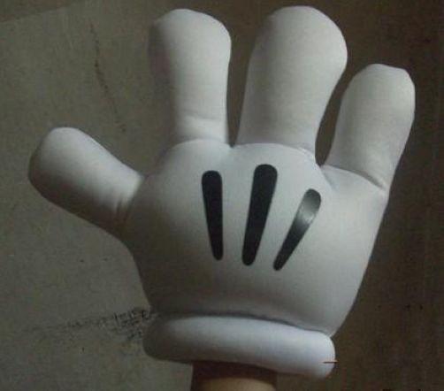 Imagenes de los guantes de Mickey Mouse - Imagui