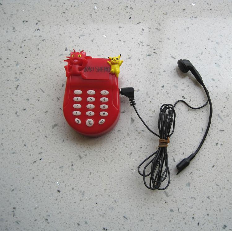 telefon Headset telephone customer service mini telephone earphones telephone antique fashion antique telephone(China (Mainland))