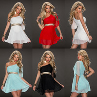 New Women's Summer Dresses Crew Neck Chiffon Sleeveless Casual Tunic Mini Dress Sundress Tank Dress Plus Size X M L XL CMC-0403