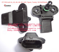 Manifold Absolute Pressure MAP Sensor 0261230081 / 0 261 230 081 /036 906 051 G / 036906051G connector 4pins FORVWGolfSKODA