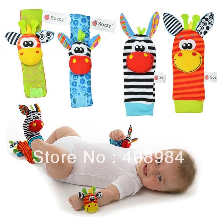 Детская плюшевая игрушка Foot