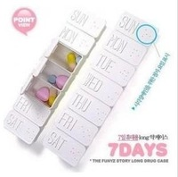 1736 oblon 7 kit jewelry box kit opp 0.023kg skgs  (The minimum order amount $10)