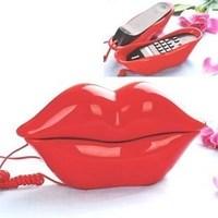 telefone Kxt-108 flaming lips telephone mini telephone phone lipstick telephone  telefon