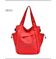 FREE SHIPPING + 2013 women 's Handbag Shoulder Bag Messenger Bag Sports Bag fitness Bag