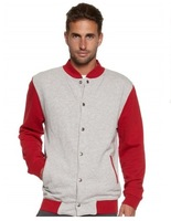 Capellini100 100% cotton baseball uniform jacket Men