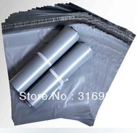 E3  free shipping 20pcs/lot 38*52CM,grey Express Bag Poly Mailer Mailing Bag Envelope Self Adhesive Seal Plastic Bag