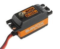 Savox 1252mg digital metal short steering gear 0.07s 7kg belt