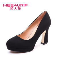 2013 autumn ol platform high-heeled shoes thick heel high-heeled shoes work shoes formal shoes