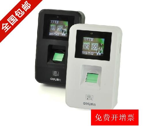 Lackadaisical 3949 fingerprint attendance machine fingerprint punch card machine right hand fingerprint attendance machine(China (Mainland))