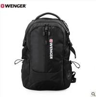 Men Laptop Backpack Unisex Notebook Wenger Bag Fashion Hiking Backpack School Student Bag Women Travel Camping Bag Free Shipping
