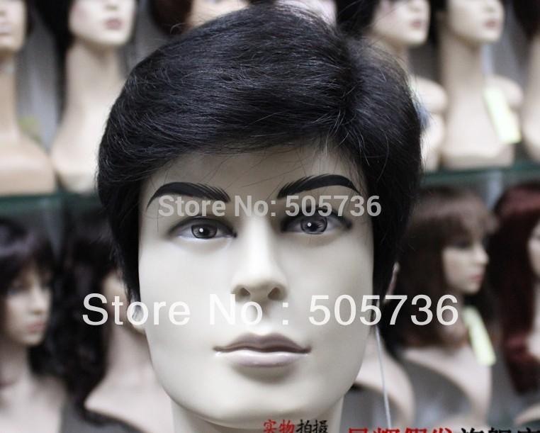 Hair Man Real Wig 58