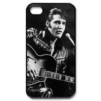 Popular Musician Elvis Presley Hard Plastic For iPhone 4/4s/5/5s/5c/6/6 PLUS Case Sink Cover
