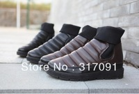 HOT SELL Snow bootsAdd cotton high for men boots cotton shoes factory direct sale winter boots