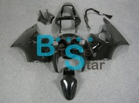 Handcrafted Complete fairing kit for ZZR600 05 06 07 08 2005 2006 2007 2008 ZZR 600 05 06 07 08 2005-2008 The Cloosy Blak MF45