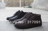 HOT SELL Snow boots NEW 2013 in the winter add wool inside warm winter boots with direct manufacturers men boots