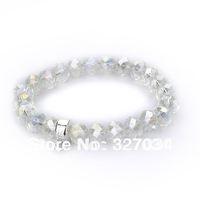 Free shipping hot selling Crystal bracelet ts Bracelet  cheap jewelry factory price tsb0024 Bright white crystal bracelet