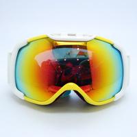 2013 polisi double layer antimist skiing mirror wide angle windproof sand ski eyewear