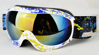 Niceface male professional double layer anti-fog anti-uv skiing mirror box 8