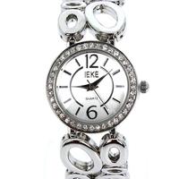 2014 New Arrival Fashion Luxury Japan movement Quartz Watch Women Vintage Rhinestone Dress Watches