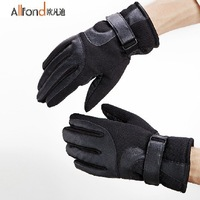 Ski & motorcycle & rider men thick warm gloves warm winter