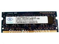 Nan ya 2GB 1Rx8 DDR3 1066MHz PC3-8500S Sodimm Memory RAM for  Laptop