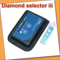 Free shipping !! Wholesale Brand New Diamond Selector III , diamond tester with high quality