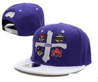 Trukfit Baseballs hats Dance Hats Baseball Caps 2014 Roxo Snapback Importado Cap Hat rockstars Brasil